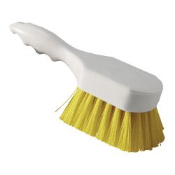 Carlisle - 4054104 - 8 in Yellow Sparta® Utility Scrub Brush image