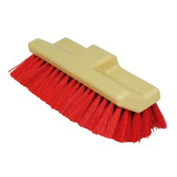 Winco - BRF-10R - 10 in Floor Brush image