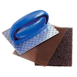 3M - 461 - Blue Scotch-Brite™ Cool Griddle Cleaning Kit image