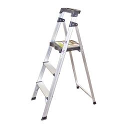 Commercial - 3 Step Folding Step Ladder image