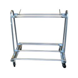Cactus Mat - 6477-KD - Portamat Transporter and Wash Rack image
