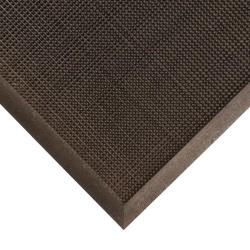 NoTrax - T28S3239BL - 32 in x 39 in Black Finger Scrape® Outdoor Floor Mat image