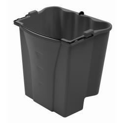 Rubbermaid - 1863900 - 18 qt Executive WaveBrake™ Dirty Water Mop Bucket Insert image