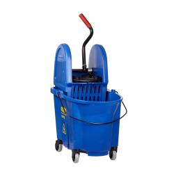 Rubbermaid - FG757888BLUE - 35 QT Wavebrake Bucket image