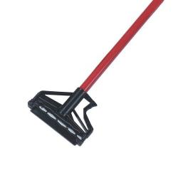 Carlisle - 4166405 - 60 in Red Mop Handle image