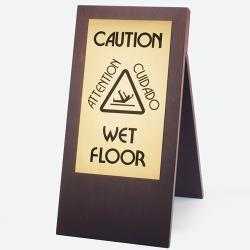 Cal-Mil - 852-52 - Westport Wet Floor Sign image