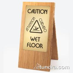 Cal-Mil - 852-60 - Bamboo Wet Floor Sign image