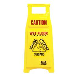 Continental Mfg. - 119 - Wet Floor Sign image