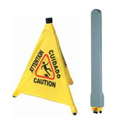 Winco - CSF-SET - Wet Floor Sign image