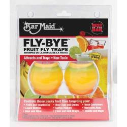 Bar Maid - Fly-Bye - Fruit Fly Traps image