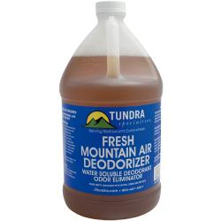 Tundra - 59243 - Fresh Mountain Air Deodorizer- Gallon image