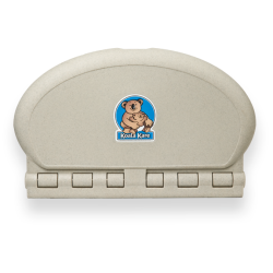Koala - KB208-14 - Sandstone Wall Mounted Baby Changing Station image
