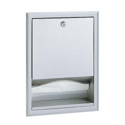 Bobrick - B-359 - TrimlineSeries™ Recessed Paper Towel Dispenser image