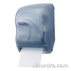 San Jamar - T1490TBL - Smart System Oceans Blue Towel Dispenser image