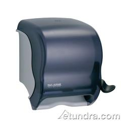 San Jamar - T950TBK - Element Classic Black Towel Dispenser image