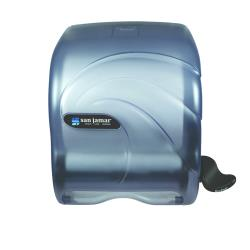 San Jamar - T990TBL - Element Oceans Blue Towel Dispenser image