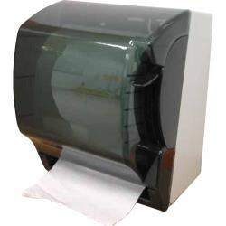 Winco - TD-500 - Lever Handle Paper Towel Dispenser image