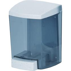 San Jamar - SF30TBL - Bulk 30 Oz Foam Soap Blue Dispenser image