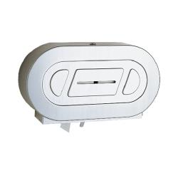 Bobrick - B-2892 - ClassicSeries™ Twin Jumbo Roll Toilet Tissue Dispenser image