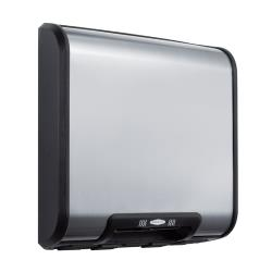 Bobrick - B-7128 230 - Trimline™ 208-240V Surface-Mount 18 ga Stainless Steel Hand Dryer image