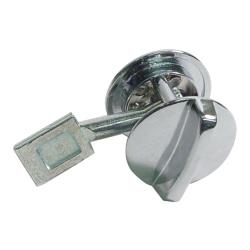 Commercial - Concealed Partition Knob W/Curved Bar image