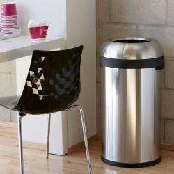 Simplehuman - CW1407 - 16 gal Bullet Open Trash Can image