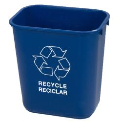 Carlisle - 342928REC14 - 28 qt Recycling Container image