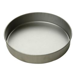 Focus Foodservice - 901025 - 10 in x 2 in Glazed Cake Pan image