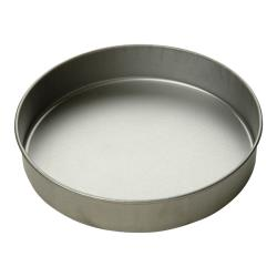 Focus Foodservice - 909025 - 9 in x 2 in Glazed Cake Pan image