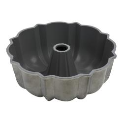Focus Foodservice - 950501 - 9 15/16 in Fluted Cake Pan image