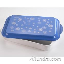 Nordic Ware - 46372 - 9 in x 13 in Snowflake Cake Pan image
