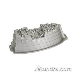 Nordic Ware - 59202 - Commercial Grade 10 Cup Pirate Ship Cake Pan image