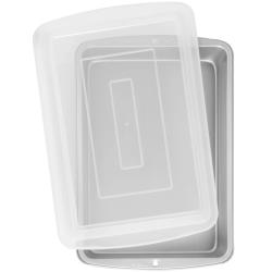 Wilton Industries - 2105-962 - 13 in x 9 in Cake Pan w/ Cover image