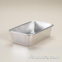 Nordic Ware - 45900 - 9 3/4 in x 6 in x 2 3/4 in Aluminum Loaf Pan image