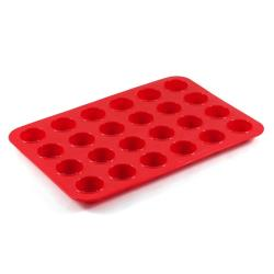 Commercial - 43631 - 24 Cup Silicone Mini Muffin Pan image
