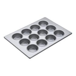 Focus Foodservice - 903645 - (12) 3 1/4 in Muffin Pan image