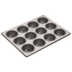 Focus Foodservice - 905045 - (12) 2 3/4 in Muffin Pan image
