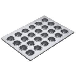 Focus Foodservice - 905245 - (24) 2 1/16 in Mini Muffin Pan image