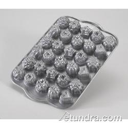 Nordic Ware - 59402 - Commercial Grade (30) Tea Cakes Pan image