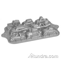 Nordic Ware - 59602 - Commercial Grade (8) Classic Car Cakelet Pan image