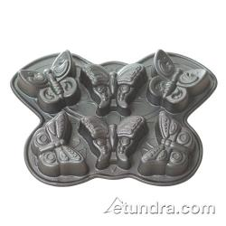 Nordic Ware - 81348 - (6) Butterfly Cakelet Pan image