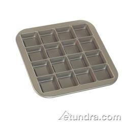 Nordic Ware - 84602 - Commercial Grade (16) Brownie Bites Pan image