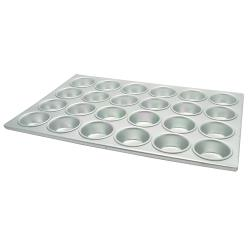 Winco - AMF-24 - (24) 2 3/4 in Muffin Pan image