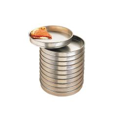 American Metalcraft - HA5017 - 17 in x 2 in Stackable Pizza Pan image