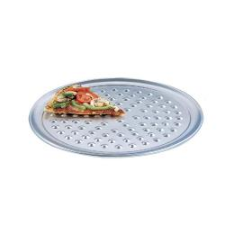 American Metalcraft - NTP-10 - 10 in Pizza Pan With Nibs image