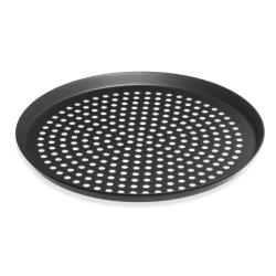 Lloyd Pans - H63N20-10X.75-PSTK - 10 in x 3/4 in Perforated Pizza Pan image