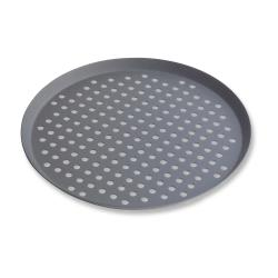 Vollrath - PC13PHC - 13 in Perforated Pizza Pan image