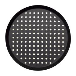 Carlson Products - CP-PP16P-HC - 16 in Perforated Aluminum Pizza Pan image