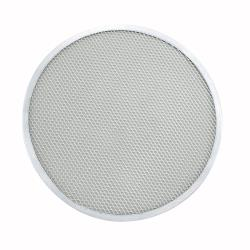 Winco - APZS-11 - 11 in Aluminum Pizza Screen image