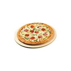 American Metalcraft - PS1575 - 15 1/4 in Round Pizza Stone image